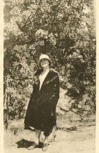 A photo of Esther Monson Erdman.