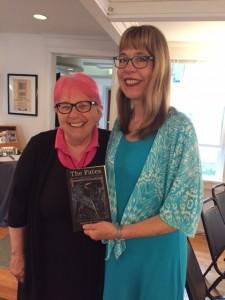 A photo of Bertha and Joanne.